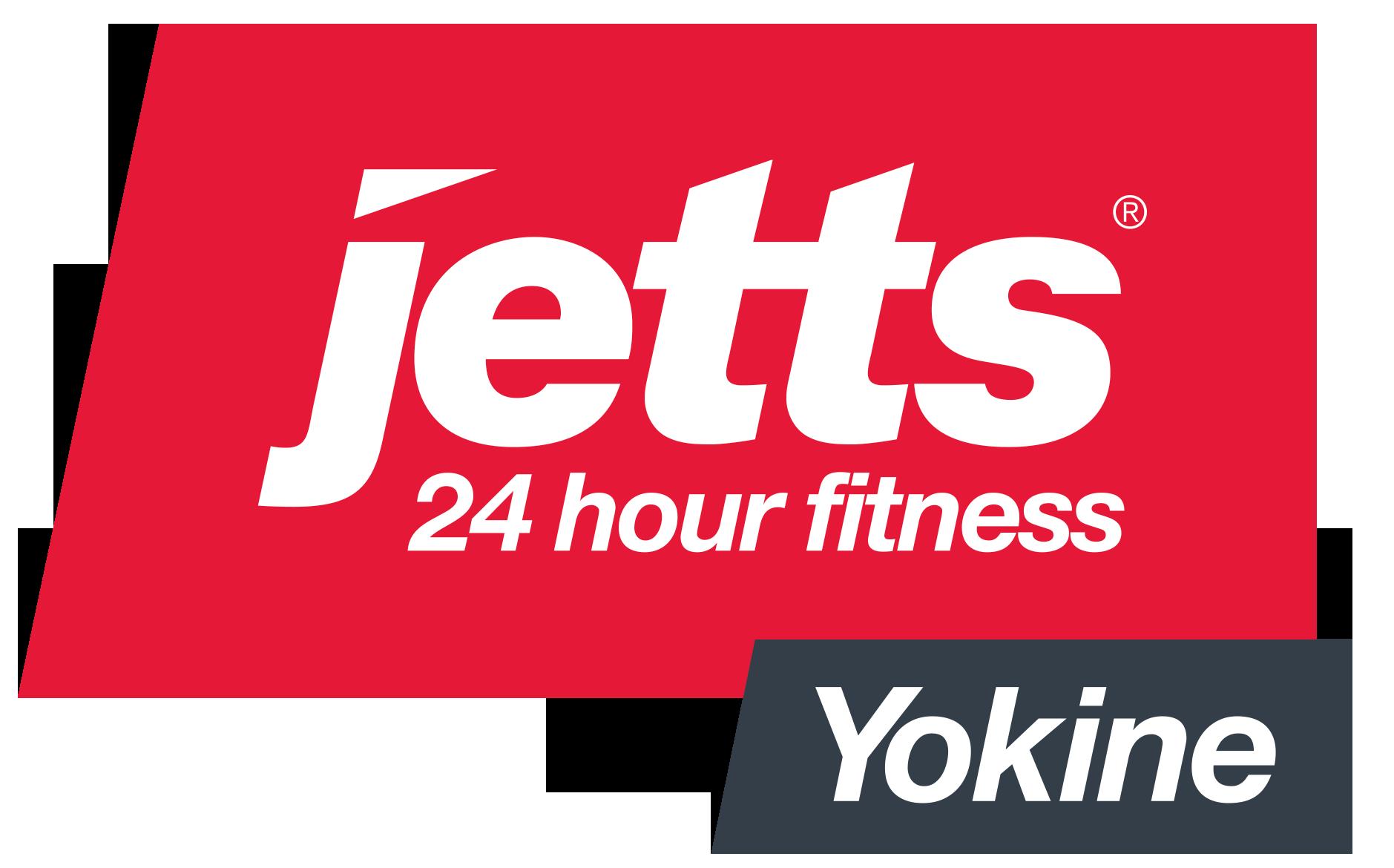 logo for Jetts Fitness