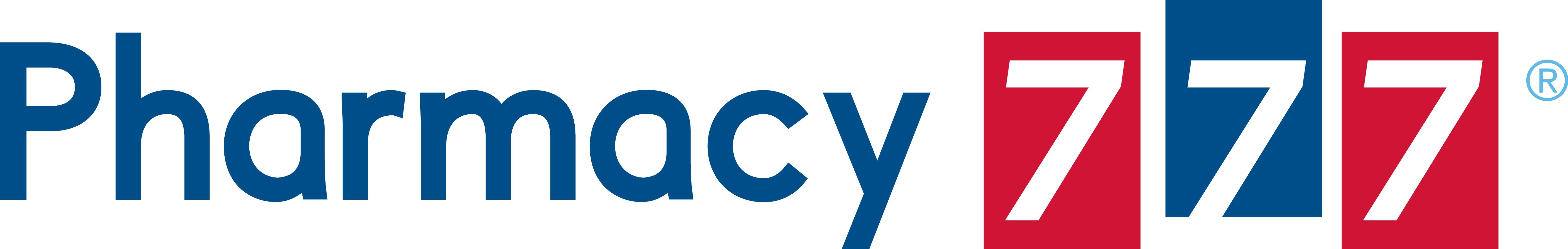 logo for Pharmacy 777