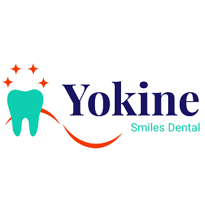 logo for Yokine Smiles Dentist