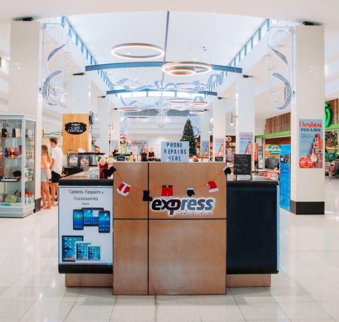 Express mobile repair