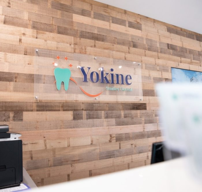 Yokine Smiles Reception
