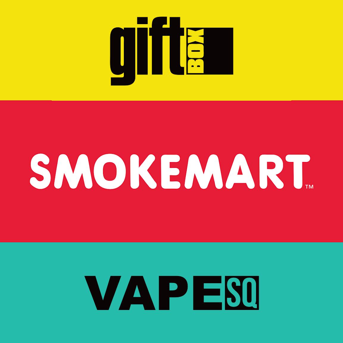 logo for Smokemart GiftBox
